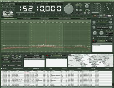 Radiojet 1102S Screenshot 1