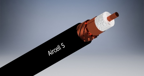 Aircell 5  50m  Koaxkabel