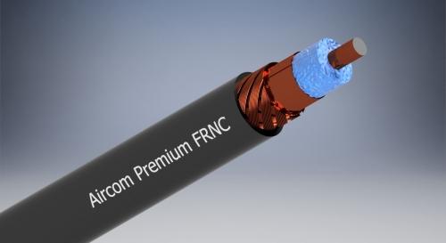 Aircom Premium Koaxkabel FRNC