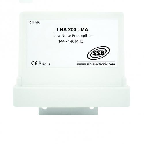 LNA 200 mit Mastgehäuse NEU