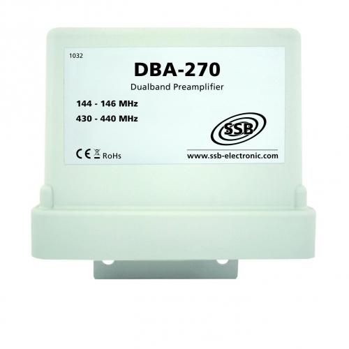 DBA 270   Mast-Vorverstaerker  2m und 70cm