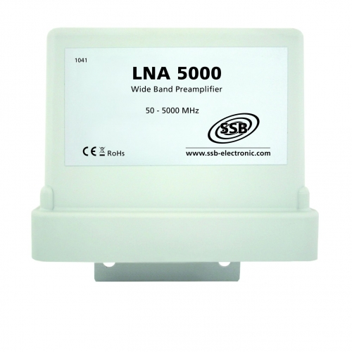 LNA 5000   Broad-band pre-amp. up to 5GHz