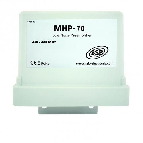 MHP 70 Remote