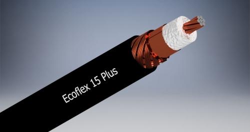 Ecoflex 15 PLUS - 1m Coaxial Cable