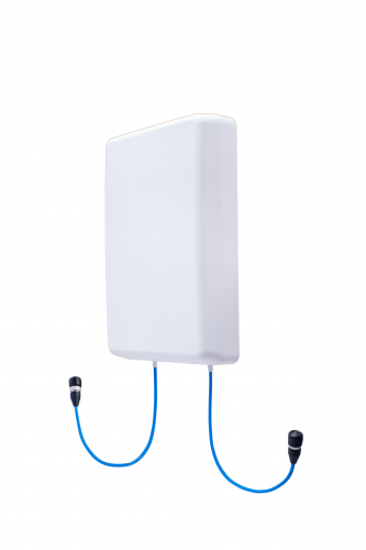 "Indoor Directional Antenna ""Panel"" - H/V-pol 2-port - N"