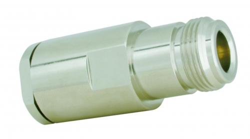 N-Buchse Ecoflex 10 (lötfrei)