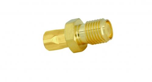 SMA-RP-Conn.fem. Aircell 5 (crimp)