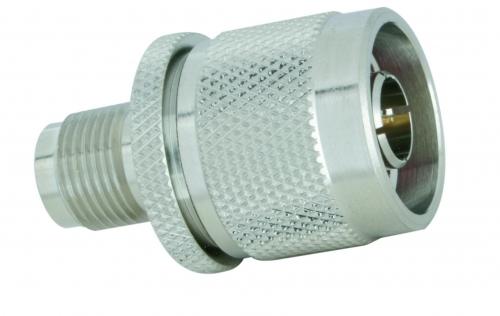 Adapter  N-Stecker / TNC-Buchse