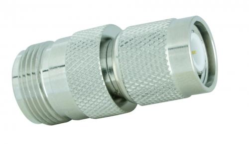 Adapter  N-Buchse / TNC-Stecker