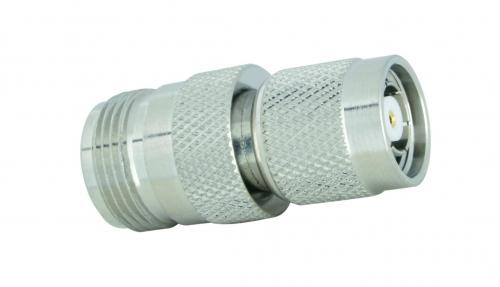 Adapter  N-Buchse / TNC-RP-Stecker