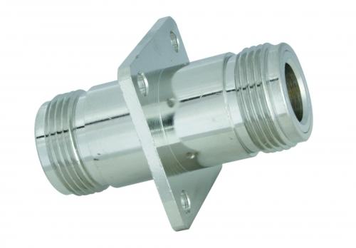 Adapter  N-Buchse / N-Buchse (flansch)