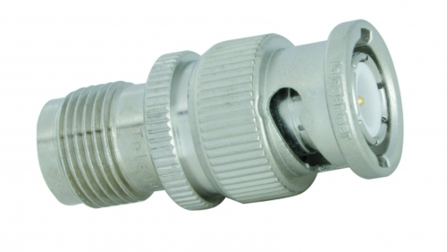 Adapter BNC-male / TNC-fem.