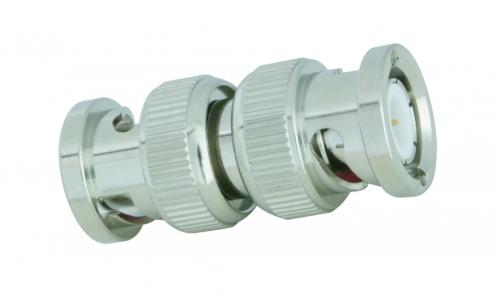 Adapter  BNC-Stecker / BNC-Stecker