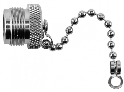 N-cap with chain