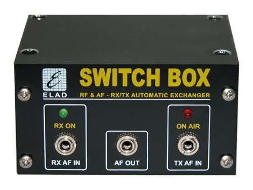 Switch Box B / R switch