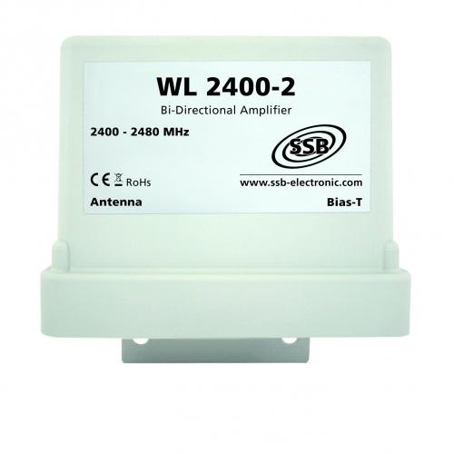 WL 2400-2 WLAN-Verstaerker 2,4 GHz/2W