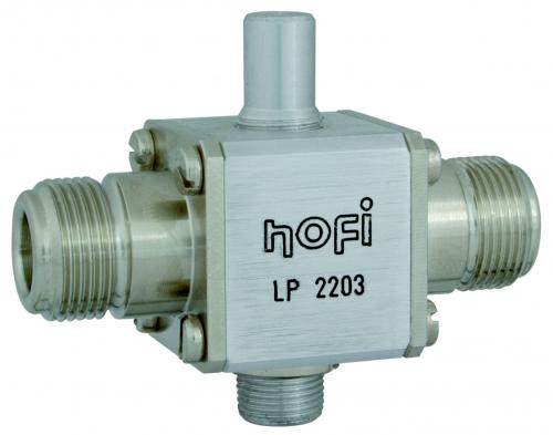 LP 24 A 2203   Blitzschutz 2,4 GHz  N-Buchse/Buchse