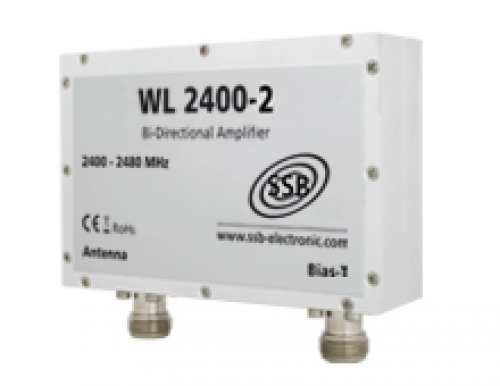 WL 2400-2 WLAN Pro-Verstaerker 2,4 GHz/2W
