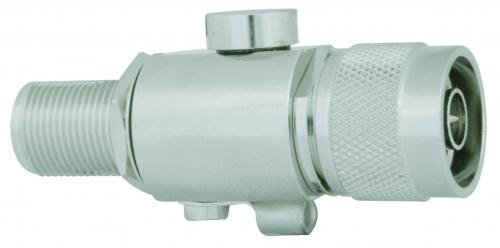 AERGA 6 A   Blitzschutz 1-6 GHz  N-Stecker/Buchse