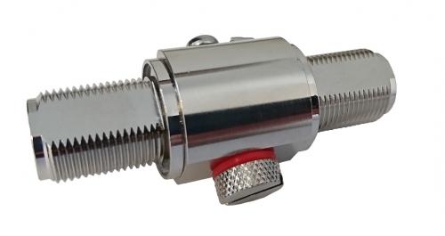 Lightning arrestor 1-6 GHz  N-fem./fem.