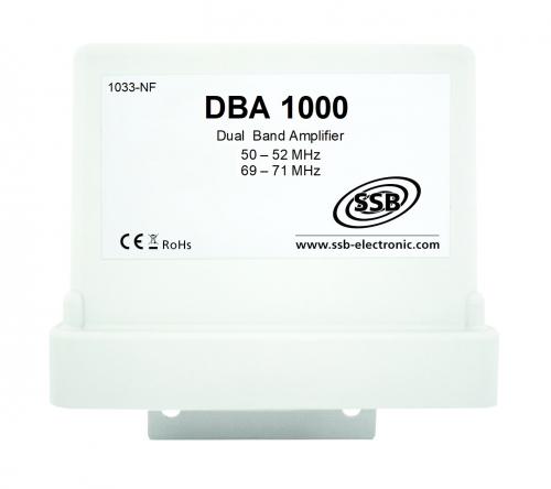DBA 1000 Duo-Band-Mastvorverst. 4m + 6m