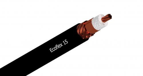 Ecoflex 15 stand. Koaxkabel