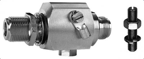 Telegaertner Lightning Protector N-FF-J01028D0045 w. Mountin