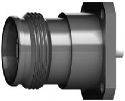 SSB Snap-In 4.3-10 flange mounting socket