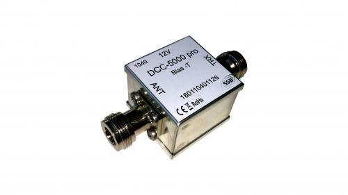 DCC 5000pro   Fernspeiseweiche bis 6 GHz