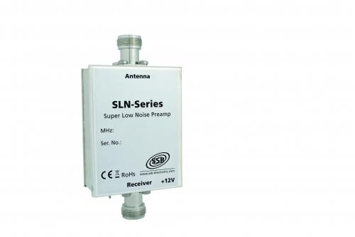 SLN 2400 A   Pre-amp 2400 MHz  (super low-noise)