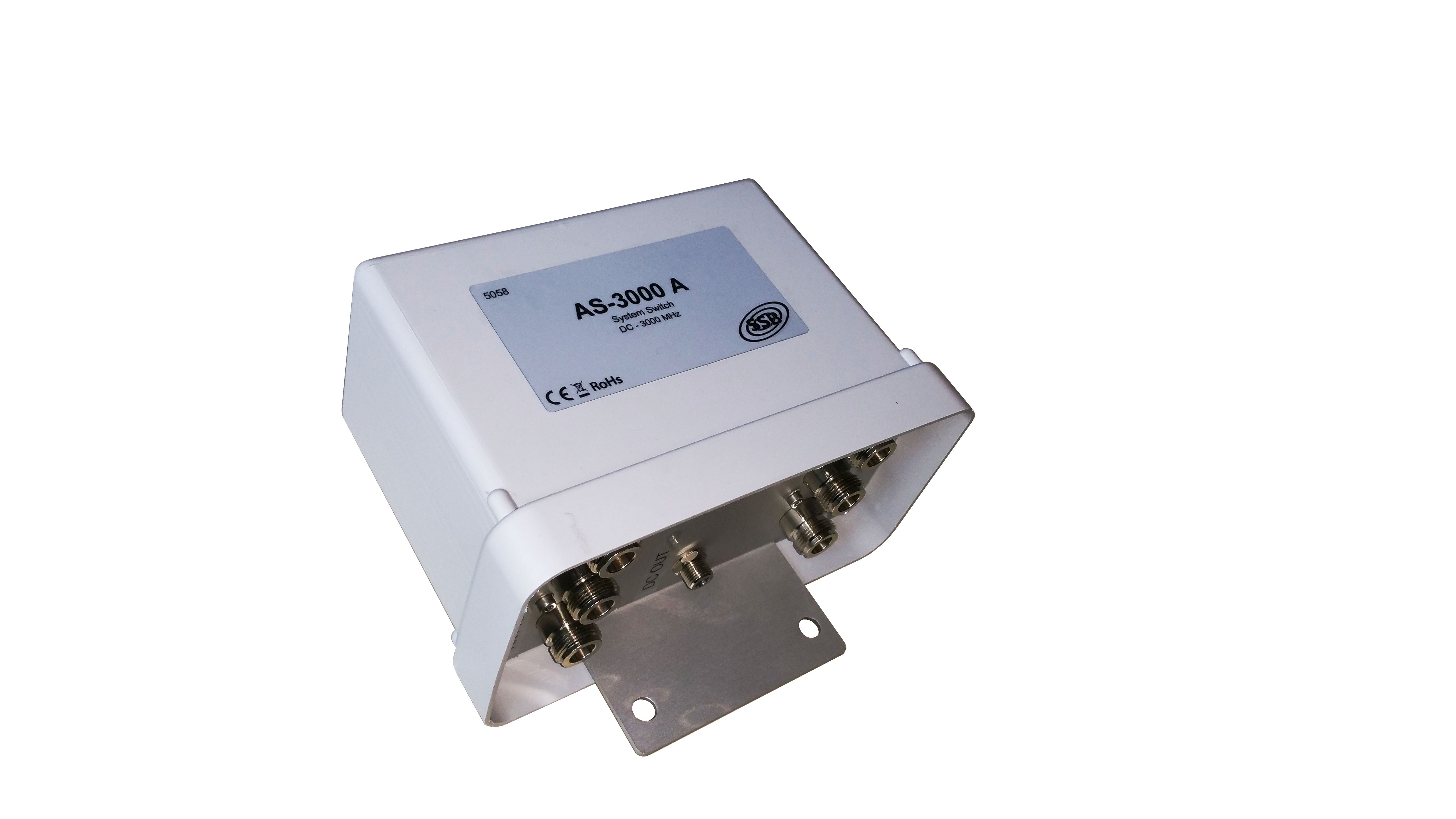As 3000 A System Switch 5058
