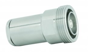 7-16DIN Buchse Ecoflex 15 / Plus (lötfrei)