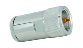 UHF-Conn. PRO male Aircom / Ecofl. 10