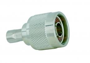 N-RP-Stecker Aircell 5 (crimp)