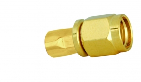 SMA-RP-Stecker Aircell 5 (crimp)