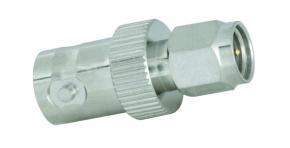 Adapter  BNC-Buchse / SMA-Stecker