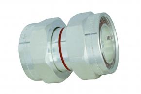 Adapter 7-16DIN Stecker / 7-16DIN Stecker