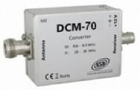 DCM 70   Konverter  430-440 / 26-36 MHz