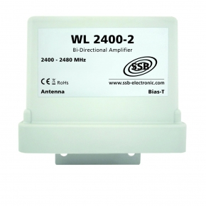 WL 2400-2 WiFi-Amp 2,4 GHz/2W