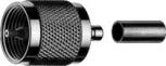 UHF-Conn. male RG-214/U